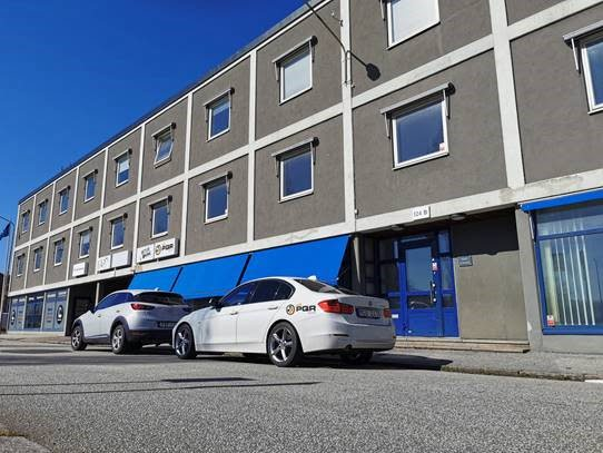 Malmö kontoret